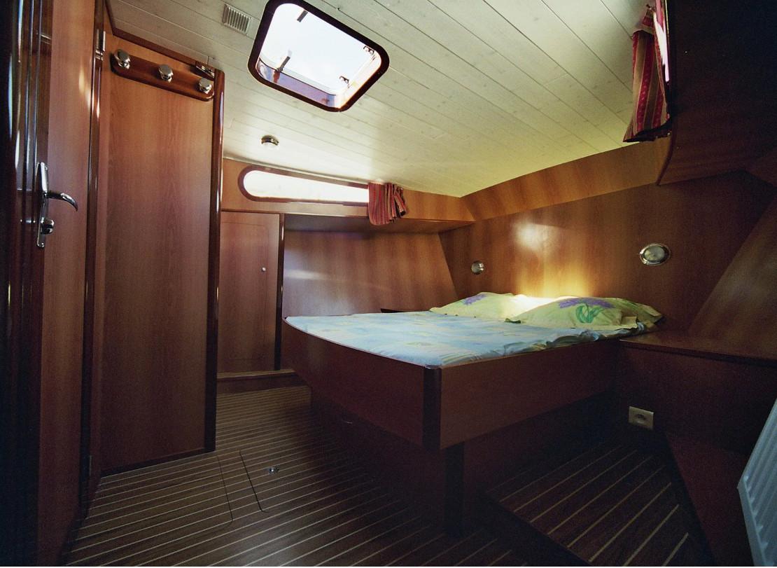 America 50 cabine double propriétaire