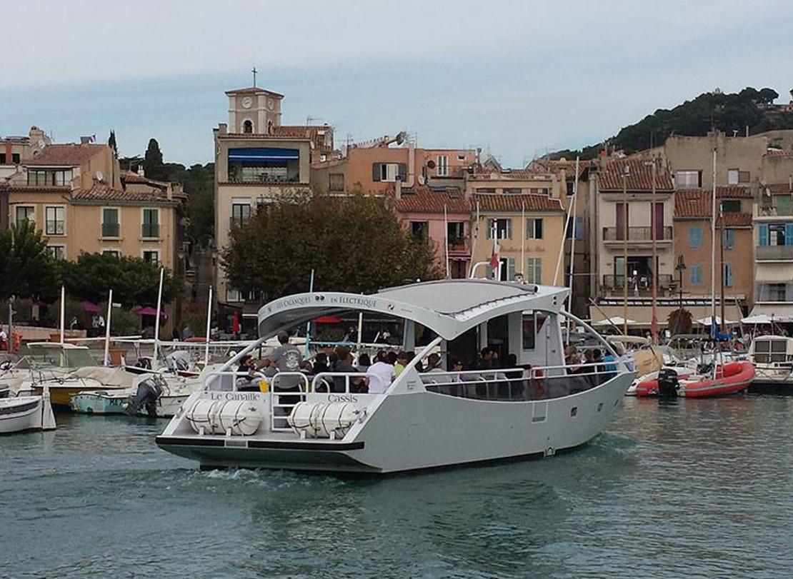 Canaille -navire de transport de passager écologique