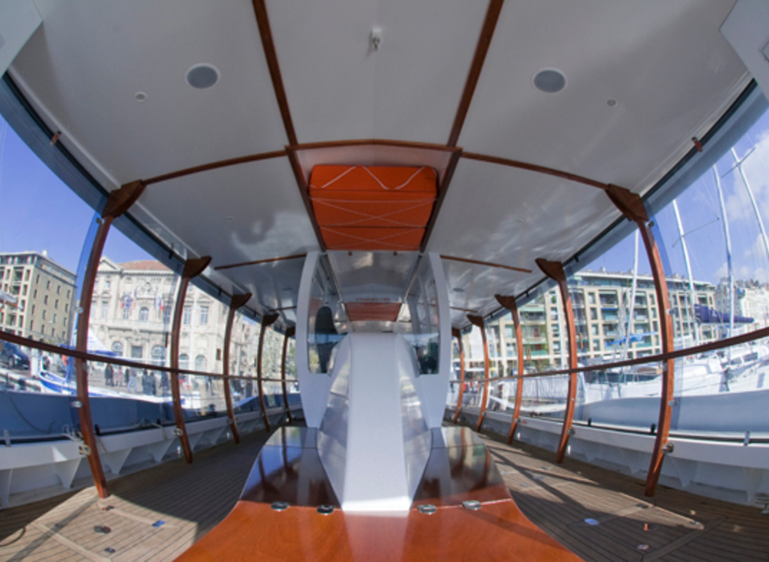 Ferry boat acces PMR