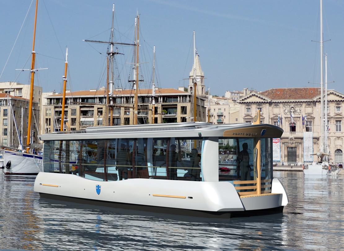 Ferry boat écologique Marseille