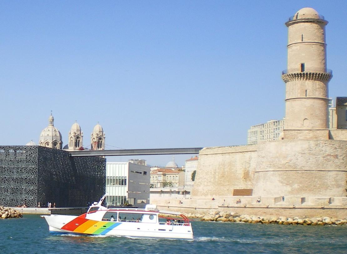 Girolata Marseille transport RTM