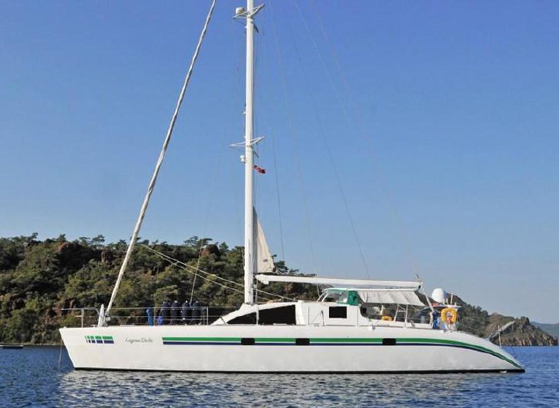 Laguna Verde catamaran croisiere
