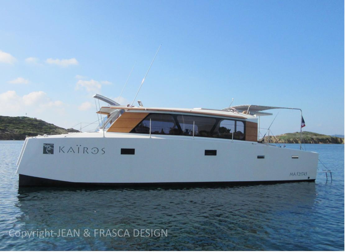 kairos catamaran intemporel