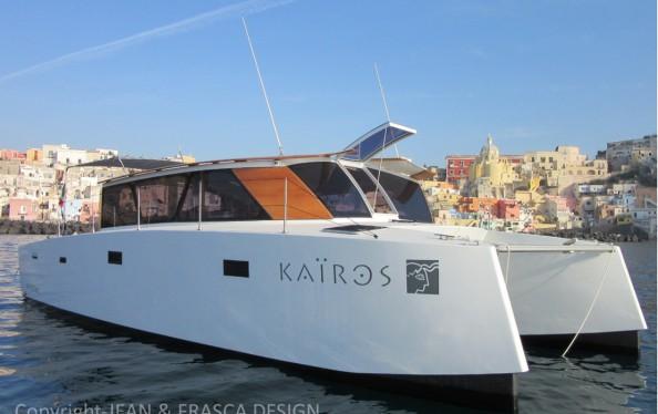kairos catamaran procida
