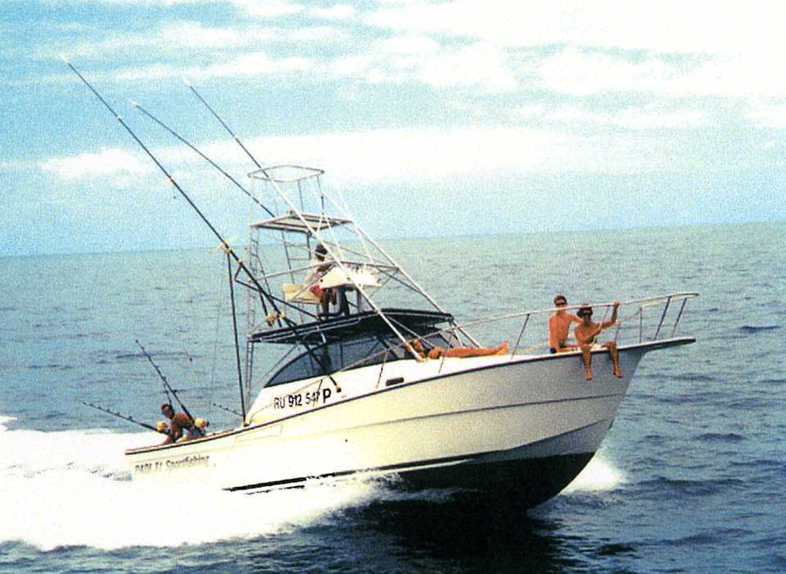 Padi vedette pêche au gros