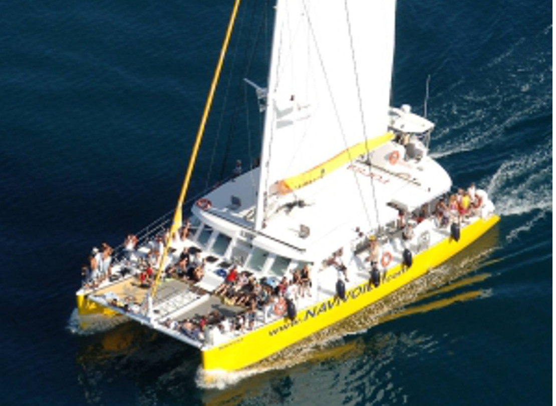 Nvivoile-100 passagers à la voile