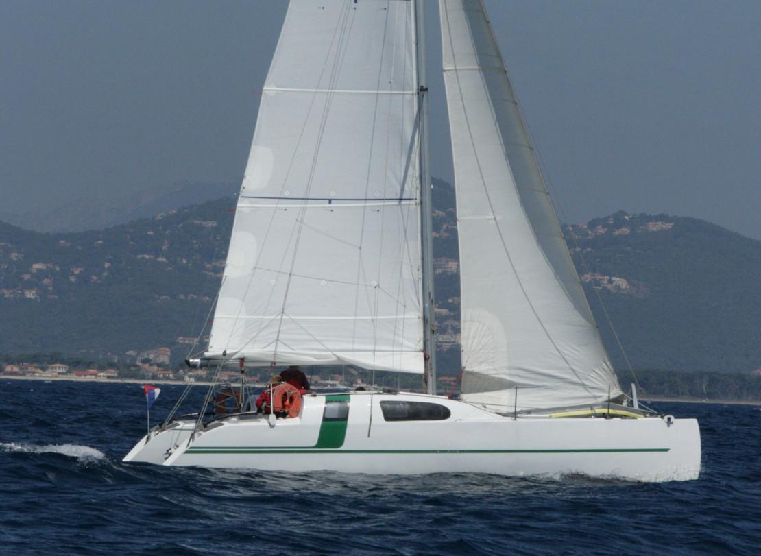 Very Crazy - catamaran croisiere performant