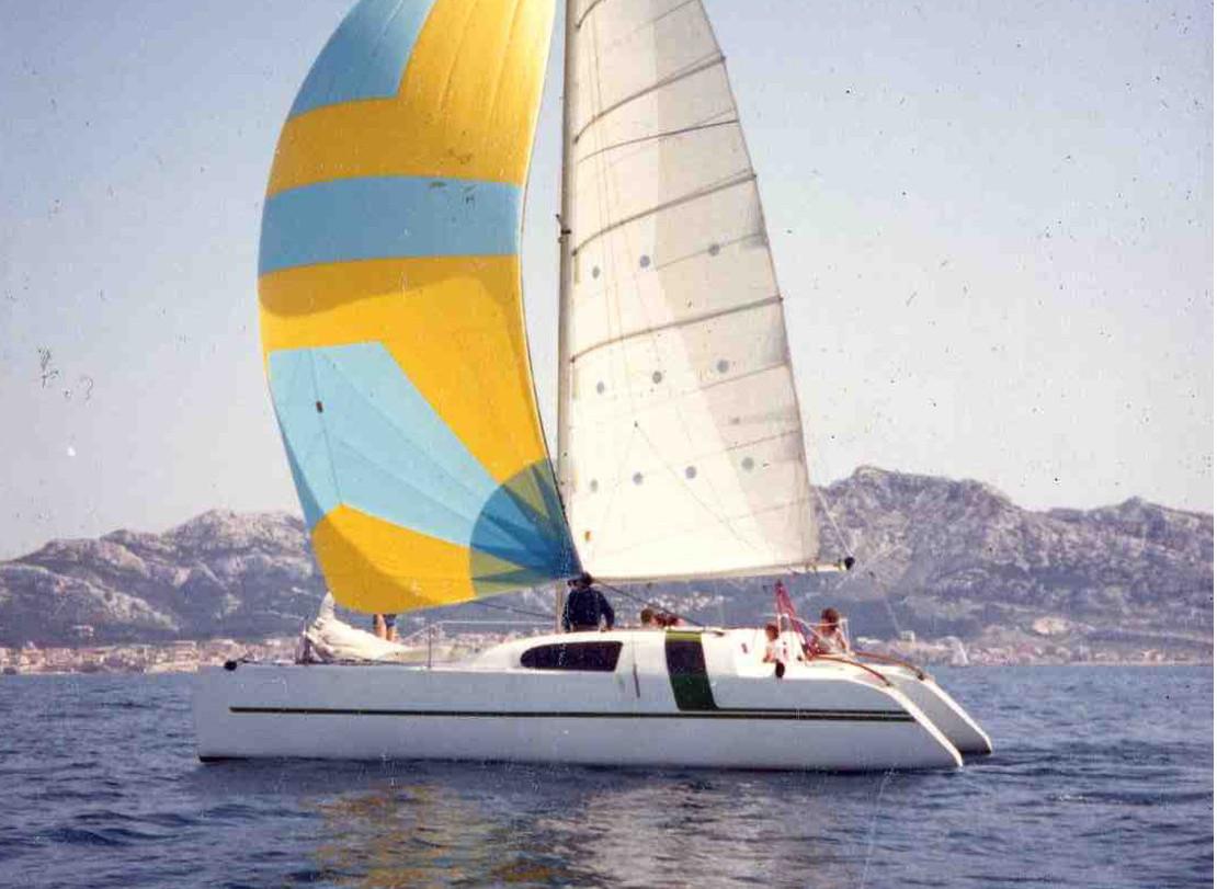 Very Crazy - catamaran croisiere rapide
