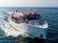 AMIRAL Navire de transport de passagers fluvial