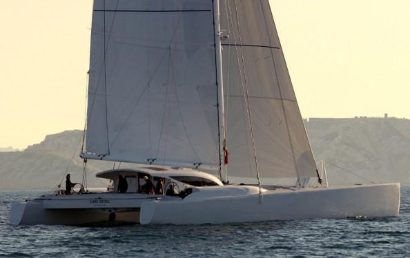 Lord Dickie catamaran
