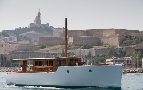Missy -Vieux port Marseille
