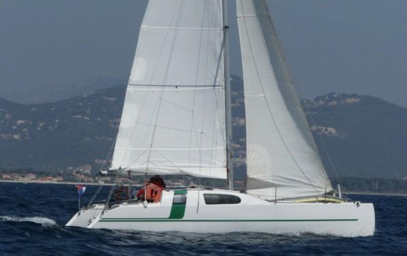 Very Crazy- catamaran croisiere rapide